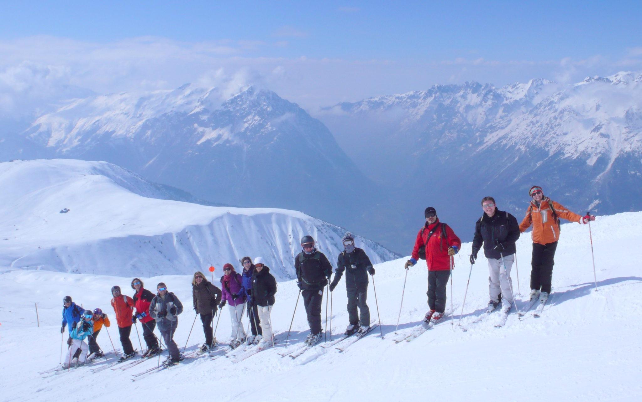 Sortie Ski 18-20 Janvier Alpes D'huez