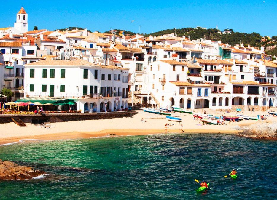 Week end fin d'année en Espagne 21-23 Juin